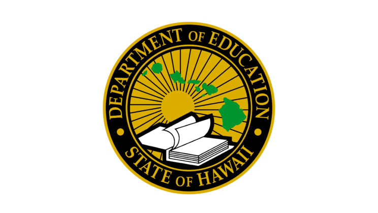 State of Hawaii Department of Education logo