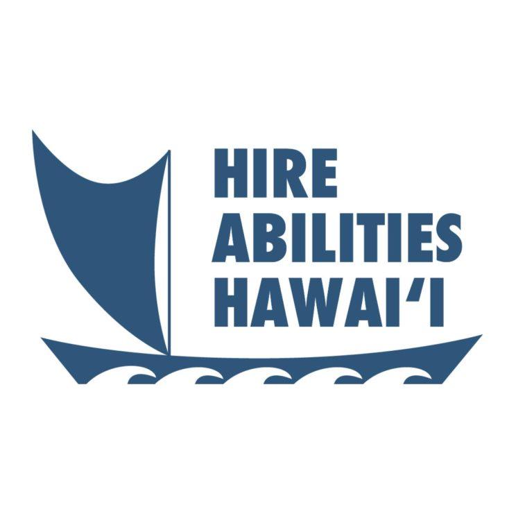Hire Abilities Hawaii - Canoe at sea logo