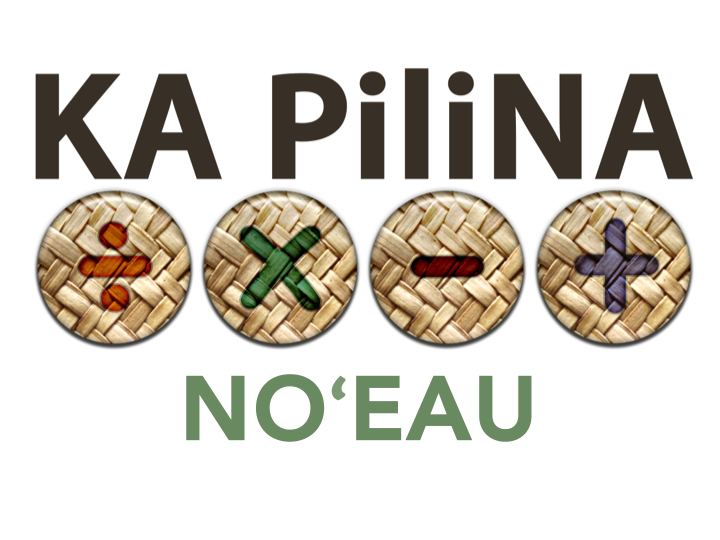 Ka Pilina Noeau Project