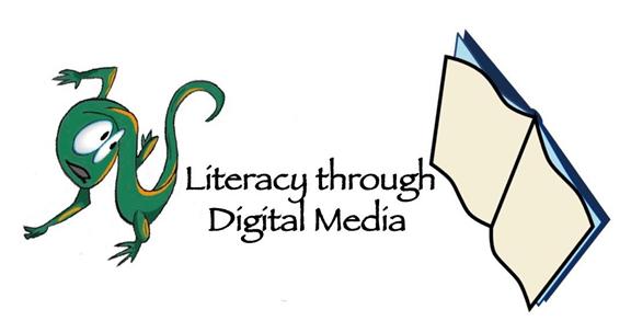 Literacy Through Digital Media Logo