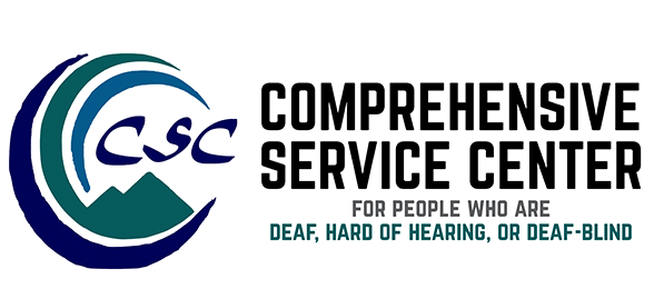 Comprehensive Service Center for People Who Are Deaf, Hard of Hearing, or Deaf-Blind (CSC)