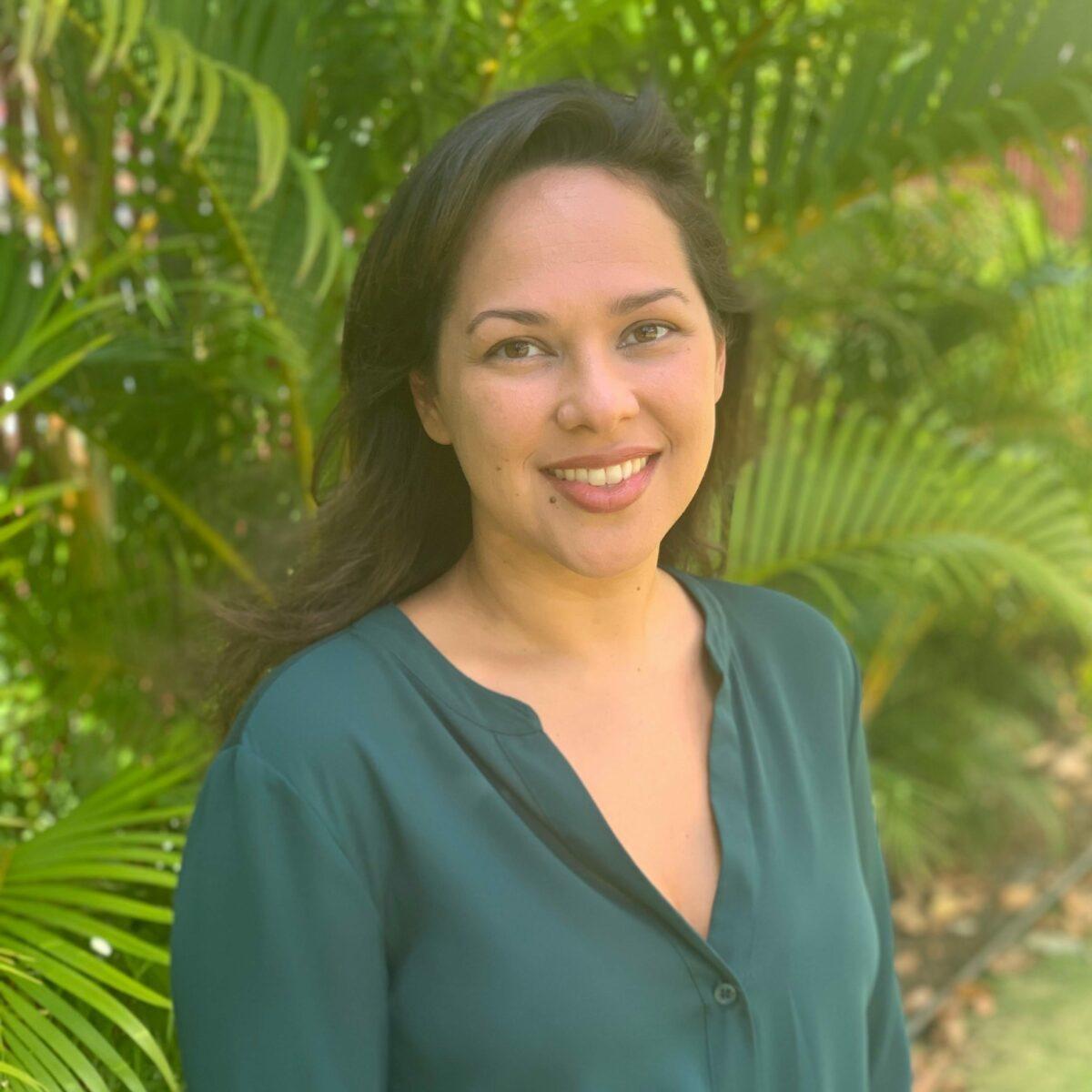 Rebecca Kaʻanehe headshot