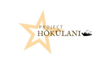 Project Hōkūlani - A star and full canoe of people paddling together